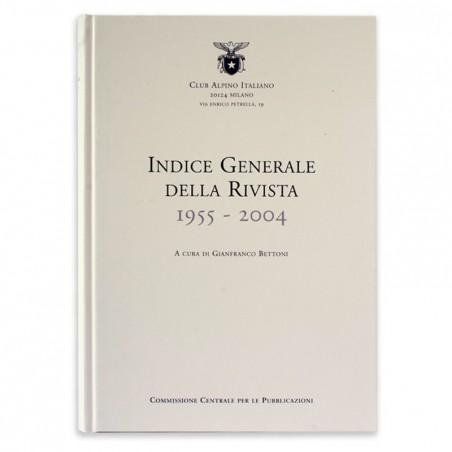 Indice generale della rivista 1955-2004