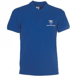 Polo Manica corta (blu navy)