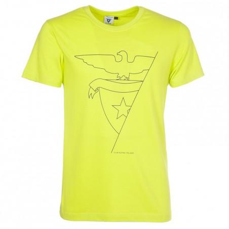 T-Shirt Aquila 2016 Uomo (verde acido)