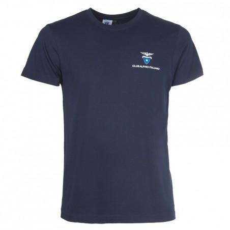 T- Shirt Classica Uomo (blu navy)